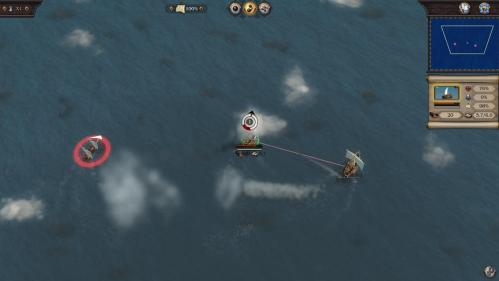 Possibly the most atrocious ship battles in gaming