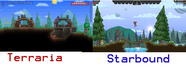 terrariavsstarbound